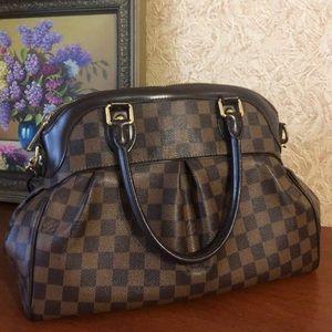 Louis Vuitton damier satchel